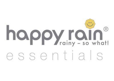 logo happy rain